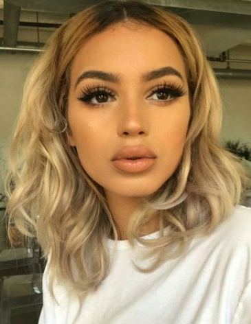 80 Sexy Long Bob Hairstyles You Should Try – Lob Ideas For Regarding Sexy Long Pixie Hairstyles With Babylights (View 19 of 25)