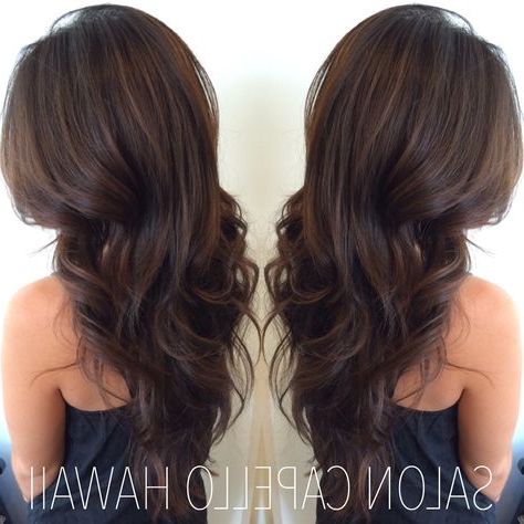 9 Best Salon Capello Hawaii Images | Long Hair Styles For Short Sun Kissed Hairstyles (View 18 of 25)