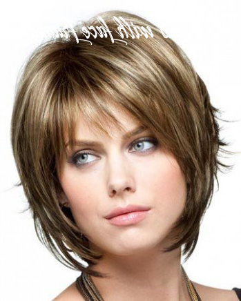 9 Short Bob With Face Framing Layers – Undercut Hairstyle With Regard To Choppy Layers Hairstyles With Face Framing (View 25 of 25)