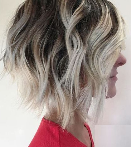 Account Suspended   Short Ombre Hair, Blonde Ombre Short Regarding Blonde Balayage On Short Dark Hairstyles (View 4 of 25)