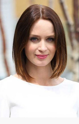 Amazing Blunt Haircut For Bob Hairstyles – Pretty Designs Regarding A Shape Framed Haircuts (View 2 of 25)