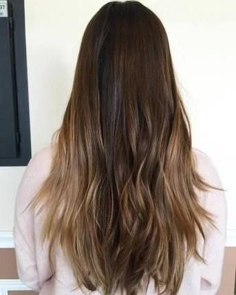 Balayage   Balayage Hair Dark, Balayage Brunette, Balayage For Brown Blonde Balayage Hairstyles (View 3 of 25)