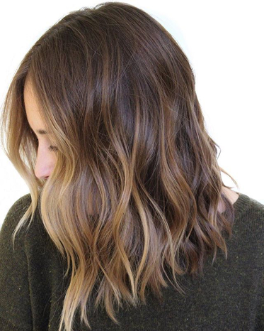 Balayage & Cut Package – Lily Jackson Hair & Makeup Pertaining To Balayage Highlights For Long Bob Hairstyles (View 9 of 25)