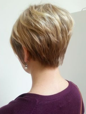 Balayage Hairstyles For Short Length Hair Regarding Pixie Hairstyles With Red And Blonde Balayage (View 10 of 25)