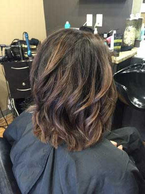 Balayage Highlights For Short Hair | Zoe Grace Salon Intended For Short Brown Balayage Hairstyles (View 25 of 25)