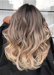 Balayage Long Hairstyles 2021 2022 – Hair Colors For Balayage Highlights For Long Bob Hairstyles (View 17 of 25)