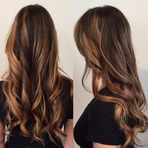 Balayage, Ombre And Sombre Hair Color | Alex'S Salon Blog Pertaining To Dimensional Dark Roots To Red Ends Balayage Hairstyles (View 2 of 25)