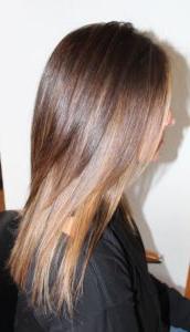 Balayage Straight Hair | Straight Hair Balayage Hairstyles Regarding Short Brown Balayage Hairstyles (View 18 of 25)