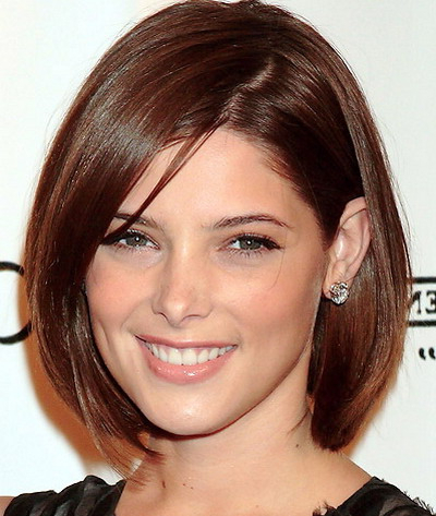 Best Bob Hairstyles 2013 | 2016 Hairstyles For Chin Length Bangs And Face Framing Layers Hairstyles (View 17 of 25)