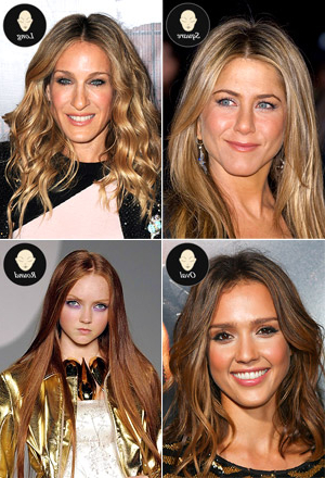 Best Center Parted Hairstyles For Your Face Shape Pertaining To A Shape Framed Haircuts (View 22 of 25)