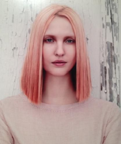Blog (With Images) | Apricot Hair, Pink Hair Highlights Within Marsala To Strawberry Blonde Ombre Hairstyles (View 22 of 25)