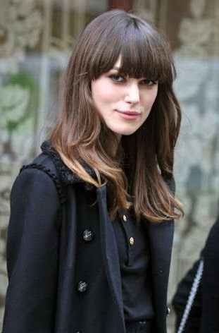 Blonde Balayage Bangs – Google Search | Hair Styles, Thick In Long Pixie Hairstyles With Dramatic Blonde Balayage (View 20 of 25)