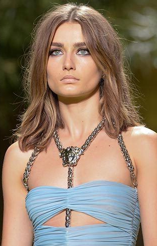 Bronze Tone With Bare Lips   Cool Hairstyles, Hair Style Regarding Cool Toned Angled Bob Hairstyles (View 21 of 25)