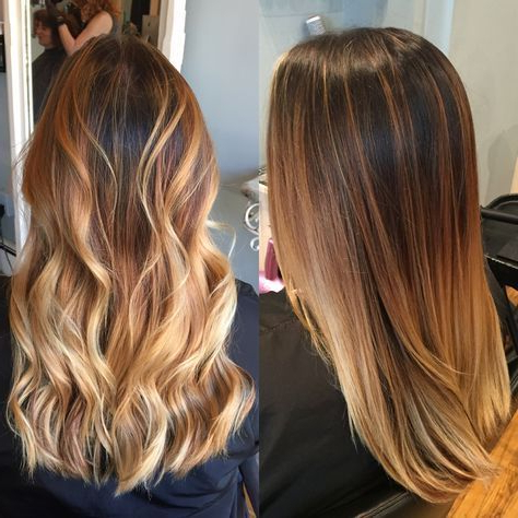 Featured Photo of Short Brown Balayage Hairstyles
