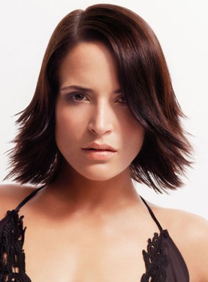Chin Length Hairstyles 2012: Chin Length Hairstyles 2013 Regarding Graduated Bob Hairstyles With Face Framing Layers (View 20 of 25)