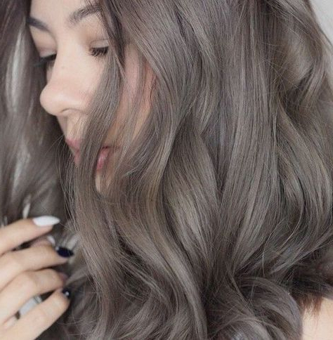 Cool 30 Awesome Ash Brown Hair – The Best Variation ?nd Inside Short Hairstyles With Delicious Brown Coloring (View 4 of 25)