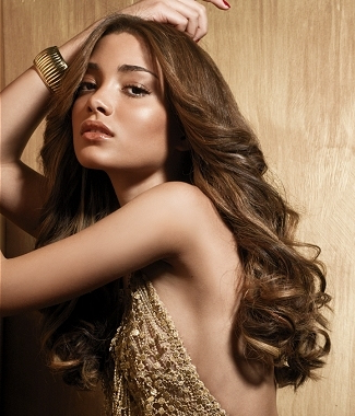 Cool Brown Hair Color Hair Color Yourself Tendencias Within Brown Blonde Sweeps Of Color Hairstyles (View 14 of 25)