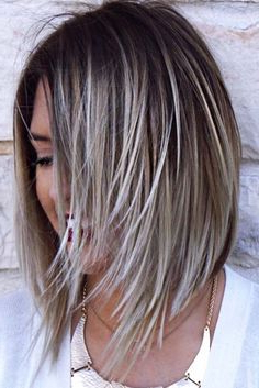 Daring Bob Haircuts To Stand Out From The Crowd | Hair Throughout Balayage Highlights For Long Bob Hairstyles (View 13 of 25)
