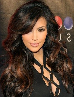 Dark Brown Hair With Highlights   Hairstyles Update Intended For Short Brown Hairstyles With Subtle Highlights (View 23 of 25)