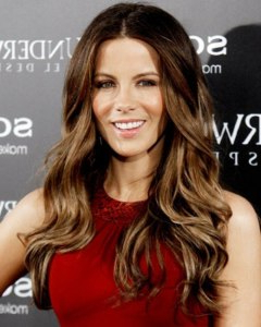 Dark Brown Hair With Highlights Underneath – Di Candia Fashion Inside Black Hairstyles With Brown Highlights (View 16 of 25)