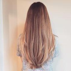 Die Besten 25+ Stufenschnitt Lange Haare Ideen Auf With Subtle Face Framing Layers Hairstyles (View 17 of 25)