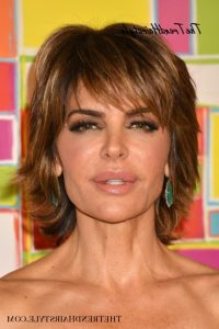 Dimensional Brown Shag – 30 Spectacular Lisa Rinna Inside Layered Dimensional Hairstyles (View 13 of 25)
