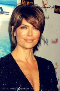 Dimensional Brown Shag – 30 Spectacular Lisa Rinna Pertaining To Layered Dimensional Hairstyles (View 10 of 25)