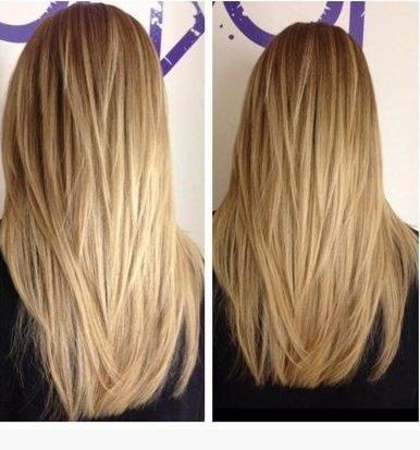 Fabulous Long Straight Hairstyles With Layers – Pretty Designs Inside Long Layers And Face Framing Bangs Hairstyles (View 24 of 25)
