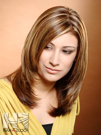 Face Framing Layers – Fs 10 1201 | Focus On Hair Regarding Long Layers And Face Framing Bangs Hairstyles (View 2 of 25)