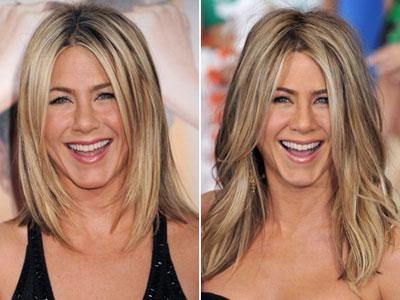 Face Framing Layers, Lob | Jennifer Aniston Hair In Blonde Longer Face Framing Layers Hairstyles (View 19 of 25)