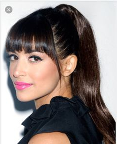 Fringe And Face Framing For Full Fringe And Face Framing Layers Hairstyles (View 23 of 25)