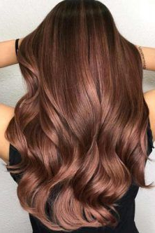 From Mocha To Espresso: 8 Hottest Dark Brown Hair Tones In Chestnut Short Hairstyles With Subtle Highlights (View 11 of 25)