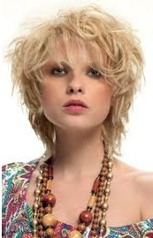 Graduated Bob Hairstyles: Short Shag Hairstyles Within Graduated Bob Hairstyles With Face Framing Layers (View 24 of 25)
