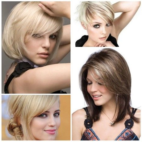 Hairdos For 2017 (With Images) | Hairstyles With Bangs For Chin Length Bangs And Face Framing Layers Hairstyles (View 4 of 25)