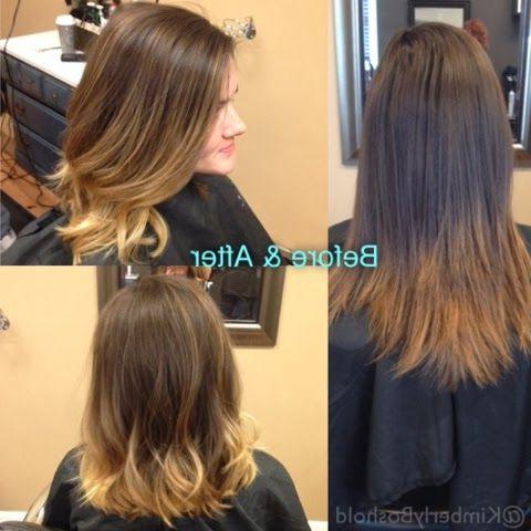 Hairkimberly: January & February Hair | Hair Styles Regarding Short Sun Kissed Hairstyles (View 21 of 25)