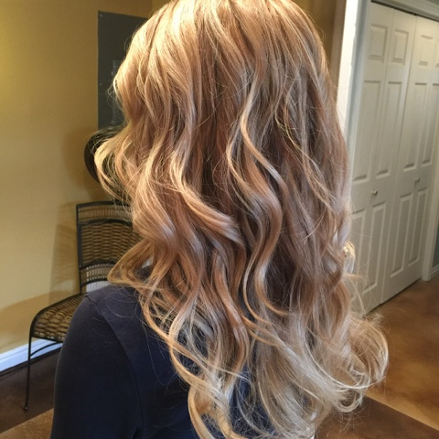 Hairtwist: Beachy Waves With Balayage Highlights Pertaining To Beachy Waves Hairstyles With Balayage Ombre (View 11 of 25)