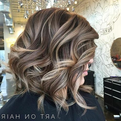 Heavy Highlight | Short Hair Balayage, Hair Styles With Regard To Subtle Balayage Highlights For Short Hairstyles (View 15 of 25)