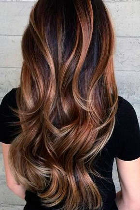 How To Choose The Right Layered Haircuts | Lovehairstyles Pertaining To Balayage Highlights For Long Bob Hairstyles (View 2 of 25)