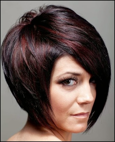 How To Find Right Highlights For Your Hair Color – Hair Within Black Hairstyles With Brown Highlights (View 6 of 25)