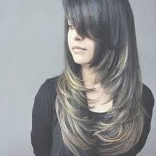 Image Result For Face Framing Layers | Face Framing Layers Within Lob Hairstyles With Face Framing Layers (View 7 of 25)