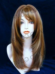 Image Result For Face Framing Layers | Long Straight Hair In Choppy Layers Hairstyles With Face Framing (View 13 of 25)