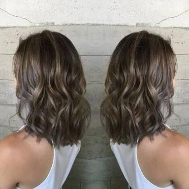 Image Result For Smokey Ash Brown Hair Balayage | Brown Throughout Short Brown Balayage Hairstyles (View 21 of 25)