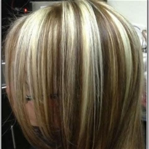 Images (With Images) | Short Hair Color, Stacked Intended For Half Bob Half Pixie Hairstyles With Cool Blonde Balayage (View 13 of 25)