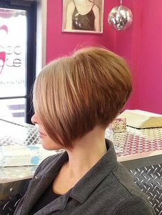 Inverted Bob'S Throughout Cool Toned Angled Bob Hairstyles (View 14 of 25)