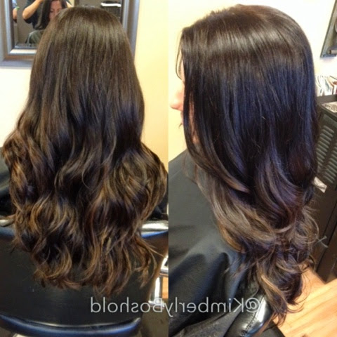 June Hair 2014 | Hairkimberly In Subtle Balayage Highlights For Short Hairstyles (View 13 of 25)
