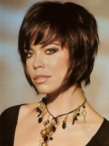Layered Bob Haircuts Are Versatile | The Haircuts Regarding Chin Length Bangs And Face Framing Layers Hairstyles (View 24 of 25)