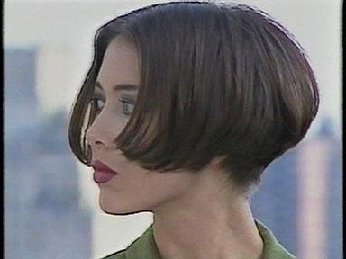 Lip Length 2   Bobs Haircuts, Messy Bob Hairstyles, Curly Within Blunt Cut Blonde Balayage Bob Hairstyles (View 11 of 25)