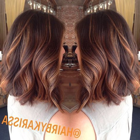 Little Girl Hairstyles : Karissa | Cuts | Color Regarding Warm Balayage On Short Angled Haircuts (View 14 of 25)