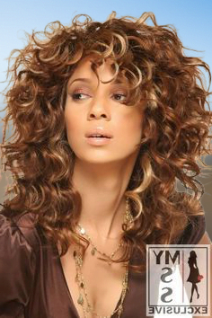 Long Curly Hairstyles For Women In 2021 13 – Hair Colors In Long Layers Hairstyles With Face Framing (View 17 of 25)