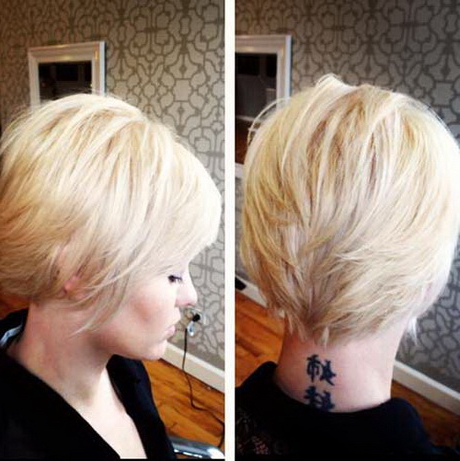 Long Pixie Cut Back View Throughout Sexy Long Pixie Hairstyles With Babylights (View 2 of 25)